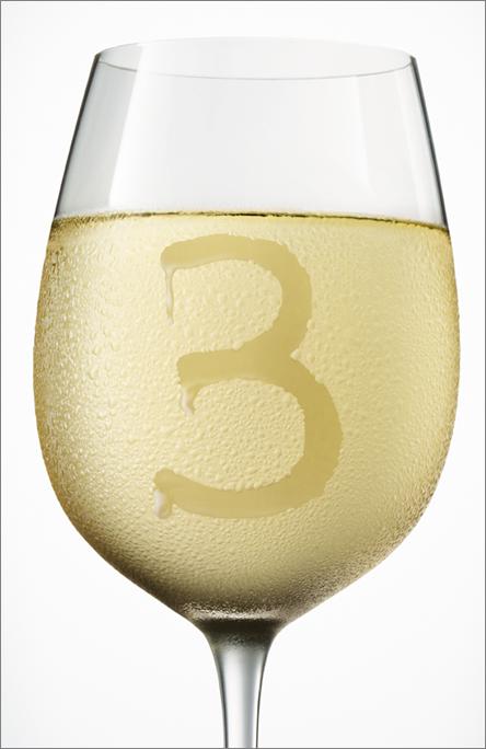 Wine glass 3 units
