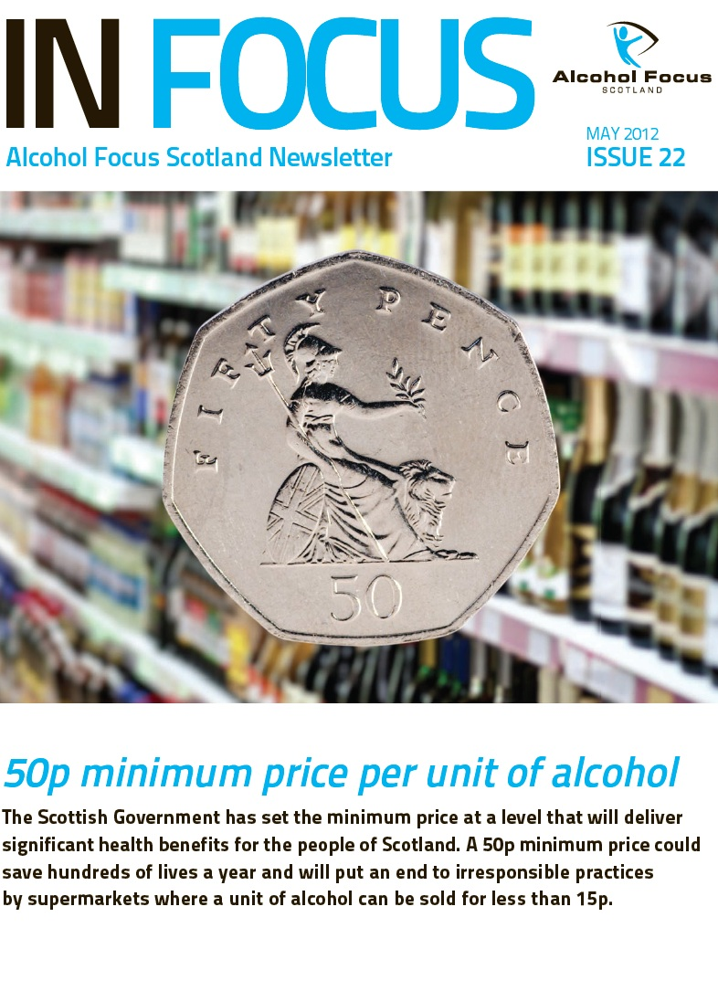 Alcohol Focus Newsletter