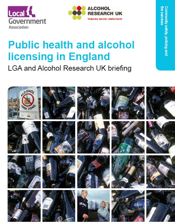LGA alcohol licensing briefing