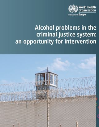 WHO prison alcohol guidance