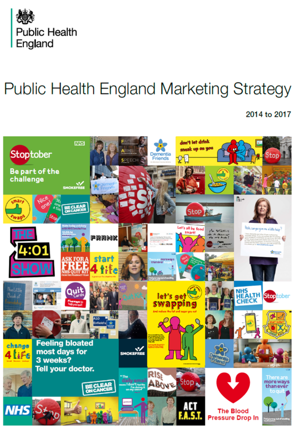 public health england marketing strategy sets out limited