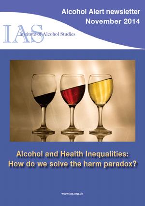 IAS alcohol alert Nov14