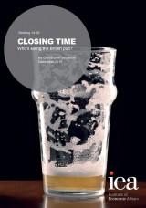 Pub Closures
