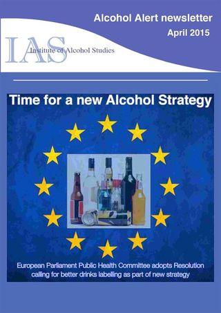 IAS alcohol alert March 2015
