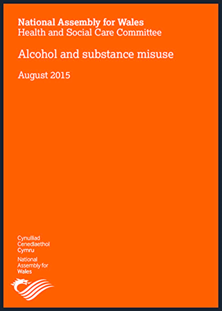 Wales Committee report alcohol