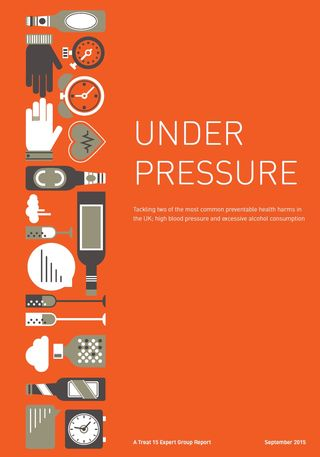 Under pressure alcohol and high blood pressure