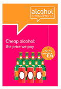AHA cheap alcohol