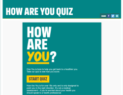 How are you quiz