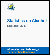 National alcohol statistics 2017