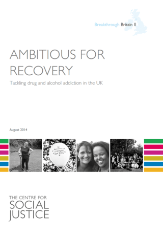 Ambitions for Recovery CSJ