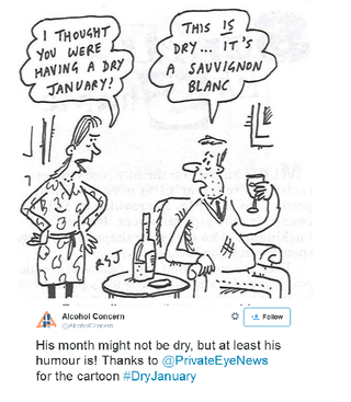 Dry January Private Eye2