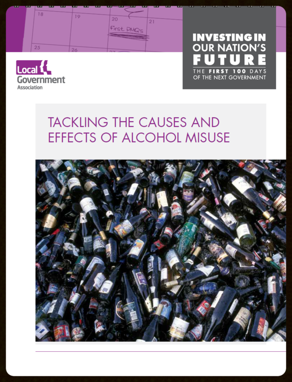 causes and effects of alcohol
