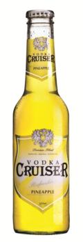 Vodka cruiser pineapple