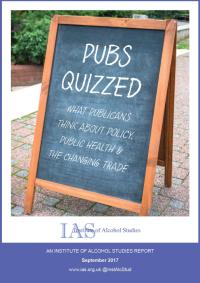 Pubs quizzed IAS