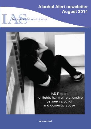 IAS alcohol alert Sep