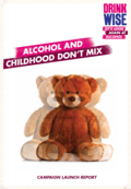 DrinkWise childhood alcohol report
