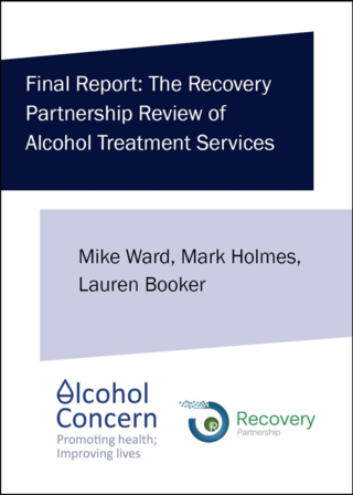 Alcohol treatment services review 2015