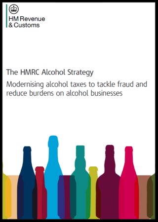 HMRC alcohol strategy
