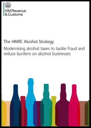 HMRC alcohol strategy
