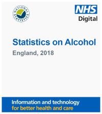 National statistics alcohol 2018