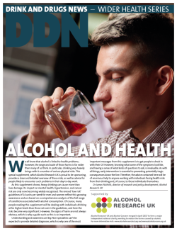 DDN alcohol issue