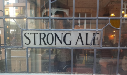 Strong ale