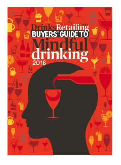 DRN mindul drinking guide