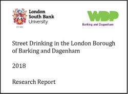 B&D street drinking 2018 report