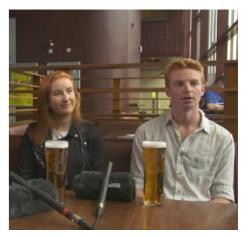 MUP anecdotes BBC image