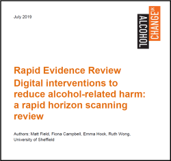 Digital rapid evidence review
