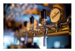Beer tap licensing