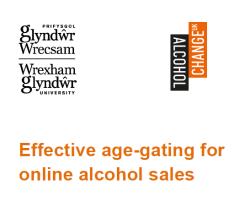 Online under 18s age gate